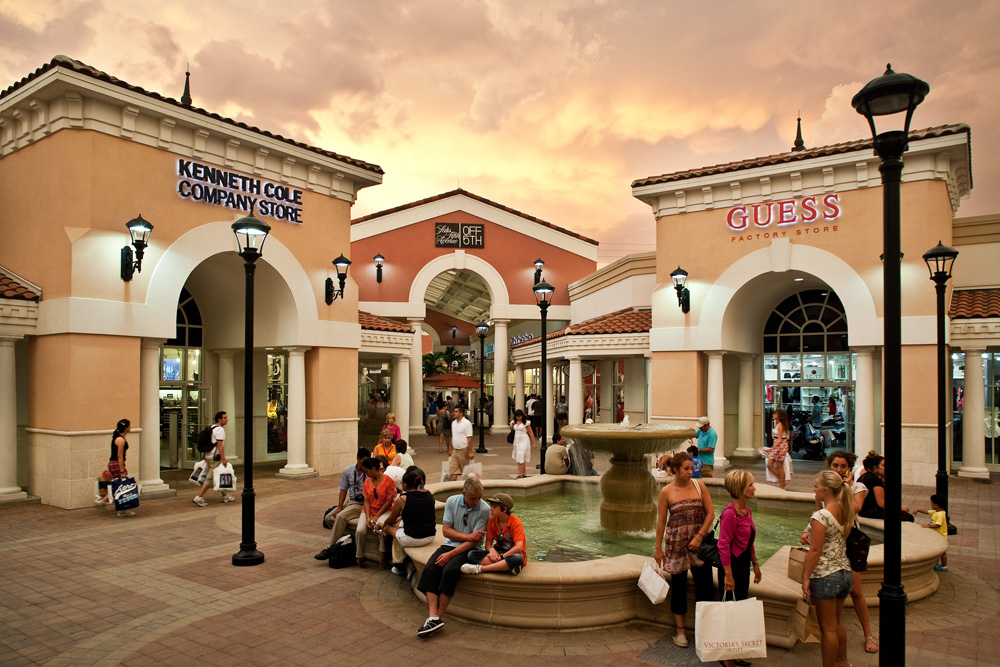 Orlando Premium Outlet Shopping